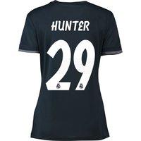 Real Madrid Away Shirt 2018-19 - Womens with Hunter 29 printing