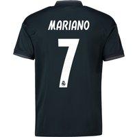 Real Madrid Away Shirt 2018-19 with Mariano  7 printing