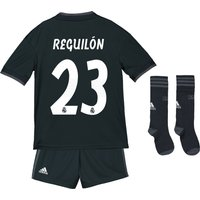 Real Madrid Away Kids Kit 2018-19 with Reguilón 23 printing