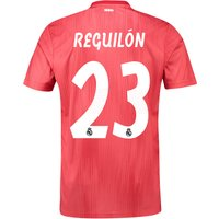 Real Madrid Third Shirt 2018-19 with Reguilón 23 printing