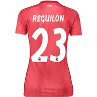 Real Madrid Third Shirt 2018-19 - Womens with Reguilón 23 printing