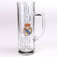 Real Madrid 1902 Tall Glass Tankard