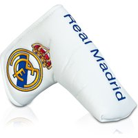 Real Madrid Golf Blade Putter Cover