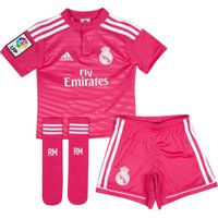 Real Madrid Away Mini Kit 2014/15