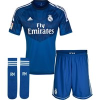 Real Madrid Home GK Mini Kit 2014/15
