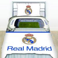 Real Madrid Stadium Duvet - Single