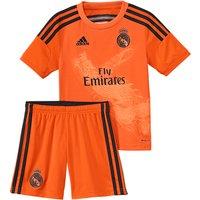Real Madrid Third Goalkeeper Mini Kit 2014/15