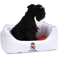 Real Madrid Pet Bed - 60 x 53 x 26cm