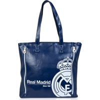 Real Madrid Shopping Bag - Blue/Silver
