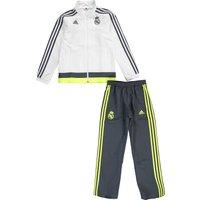 Real Madrid Training Presentation Suit - Kids