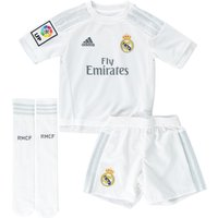 Real Madrid Home Baby Kit 2015/16 - White