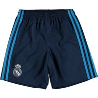 Real Madrid Third Shorts 2015/16 - Kids