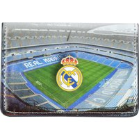 Real Madrid Stadium Card Wallet