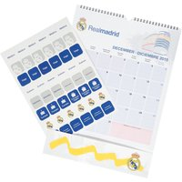 Real Madrid Family Planner - Sept 2015 - Dec 2016