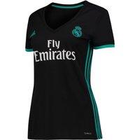 Real Madrid Away Shirt 2017-18 - Womens