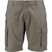 Real Madrid Cargo Shorts - Khaki - Mens