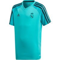 Real Madrid Training Jersey - Turquoise - Kids