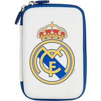 Real Madrid Handheld Games Case - White - 21 x 11 x 4cm