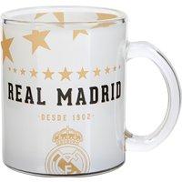 Real Madrid Stars Glass Mug