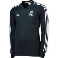 Real Madrid Training Top - Dark Grey