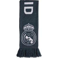 Real Madrid Away Scarf - Dark Grey