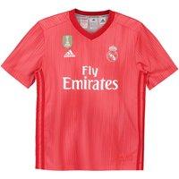 Real Madrid Third Shirt 2018-19 - Kids