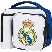 Real Madrid Crest Lunch Bag with Bottle Holder