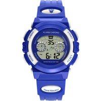 Real Madrid Digital Watch - Blue - Junior
