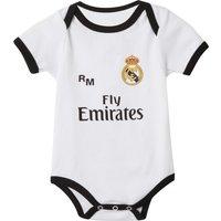Real Madrid Home Kit Bodysuit - White - Baby