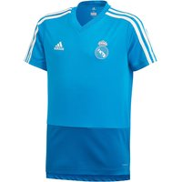 Real Madrid Training Jersey - Blue - Kids