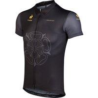 Le Tour de France Le Coq Sportif Yorkshire Dedicated Jersey - Black