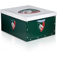 Leicester Tigers Large Storage box