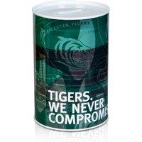 Leicester Tigers Tin money box
