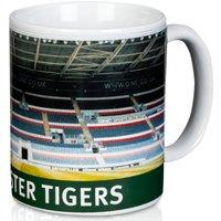 Leicester Tigers Stadium Mug 11 oz