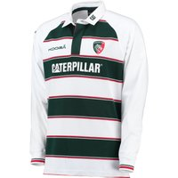 Leicester Tigers Home Classic Jersey L/S 2015/16