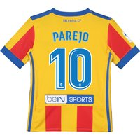 Valencia CF Third Shirt 2017-18 - Kids with Parejo 10 printing