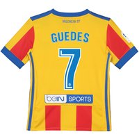 Valencia CF Third Shirt 2017-18 - Kids with Guedes 7 printing