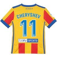 Valencia CF Third Shirt 2017-18 - Kids with Cheryshev 11 printing