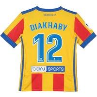 Valencia CF Third Shirt 2017-18 - Kids with Diakhaby 12 printing