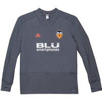 Valencia CF Training Top - Grey - Kids