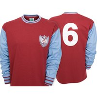 West Ham Utd 1964 FA Cup Final No6 Shirt