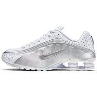 Nike Shox R4 Men's Shoe - White