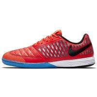 Nike Lunar Gato II IC Indoor Court Football Shoe - Red