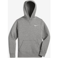 Nike Sportswear Club Fleece Older Kids' Pullover Hoodie - Grey