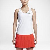 NikeCourt Team Pure Women's Tennis Tank Top - White