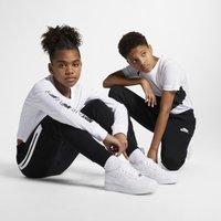 Nike Sportswear Older Kids' Tech Fleece Trousers - Black