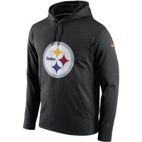 Nike Circuit Logo Essential (NFL Steelers) Sudadera con capucha - Hombre - Negro