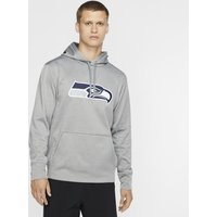 Nike Circuit Logo Essential (NFL Seahawks) Herren-Hoodie - Grau