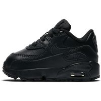Nike Air Max 90 Leather Baby& Toddler Shoe - Black