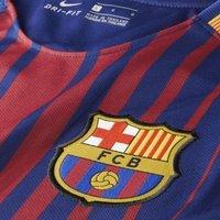 Купить Мужское футбольное джерси 2017/18 FC Barcelona Stadium Home